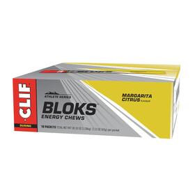 CLIF Bar Shot Bloks Box Margarita 18 x 60g